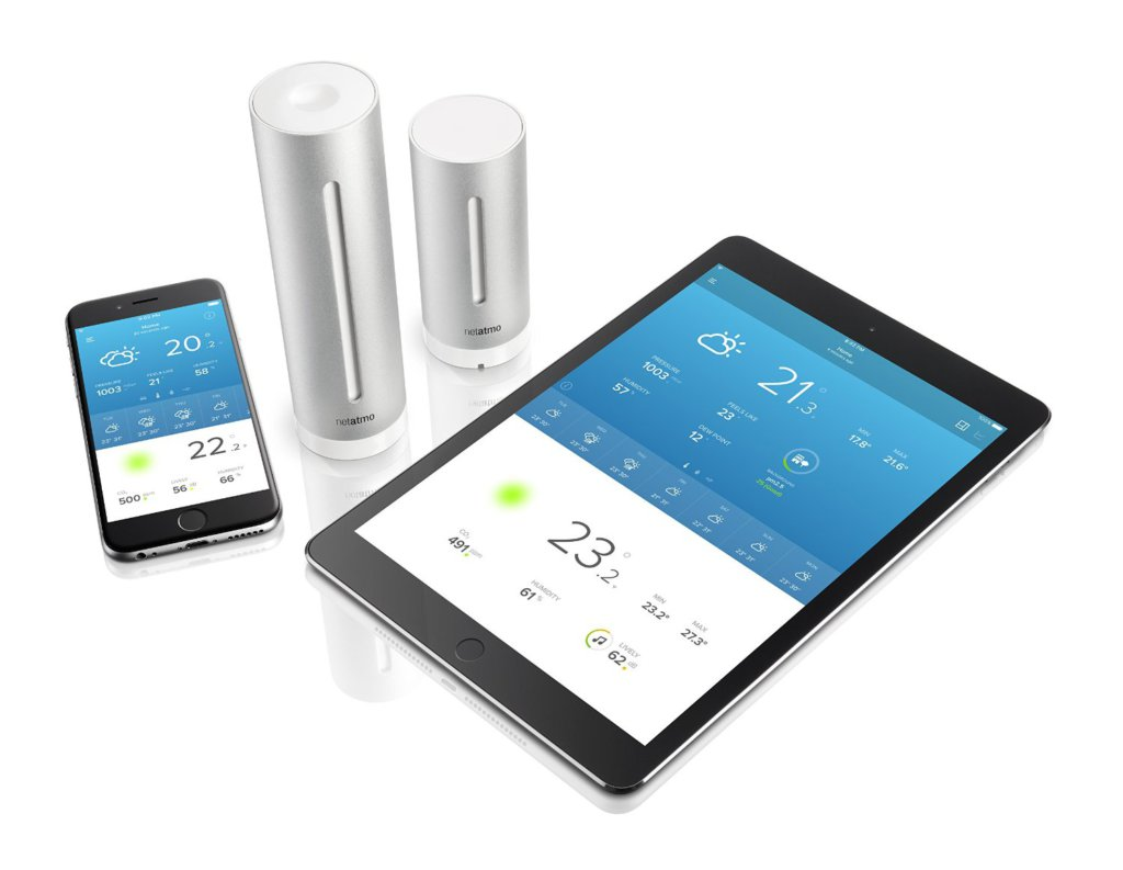 Netatmo Wetterstation / amazon.de